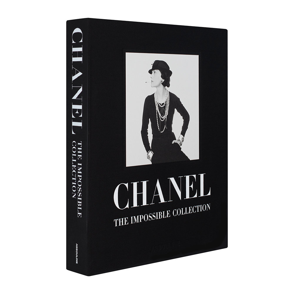 Livre Chanel L Impossible Collection