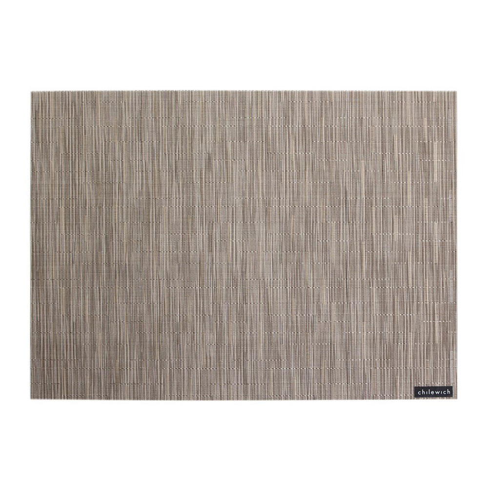 Chilewich - Bamboo Rectangle Placemat - Dune