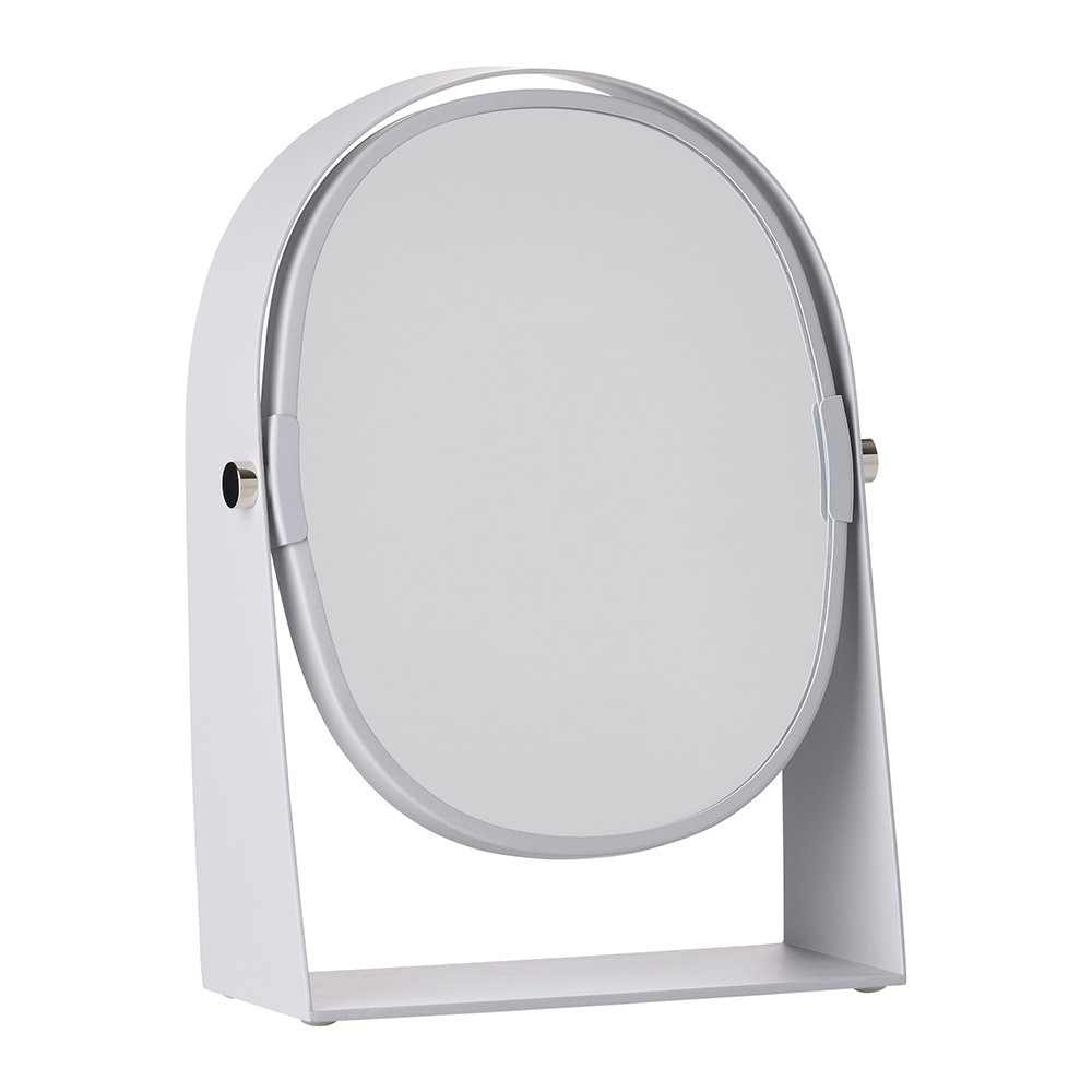 Zone Denmark - Table Magnify Mirror - Soft Grey