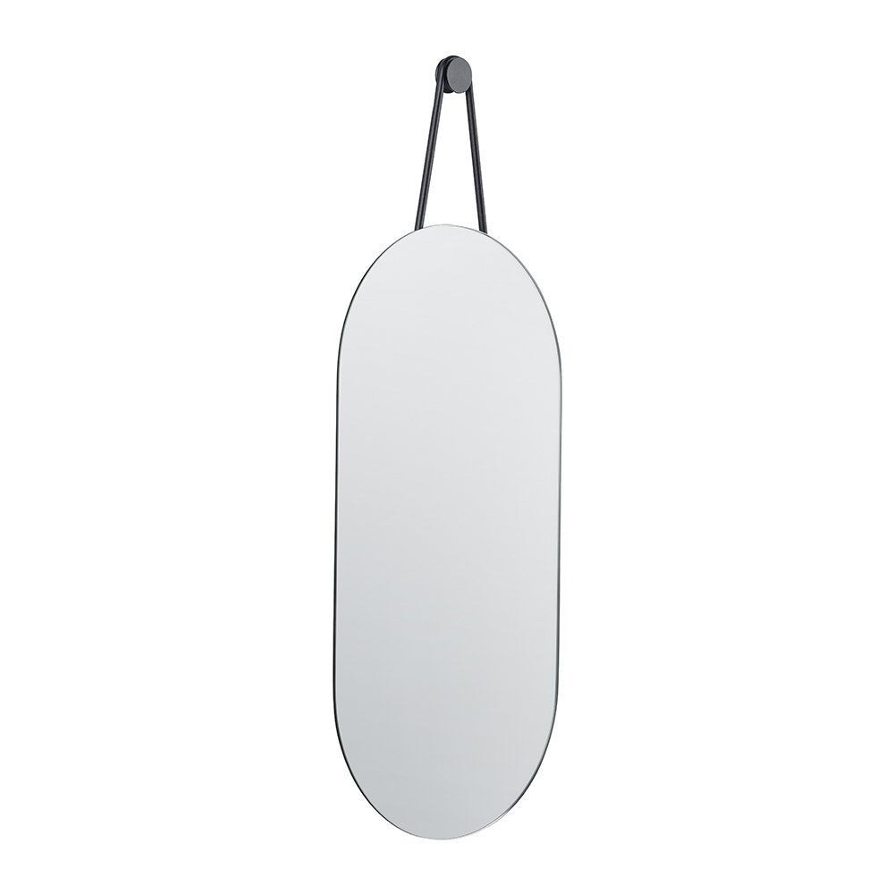 Zone Denmark - A-Series Wall Mirror - Black