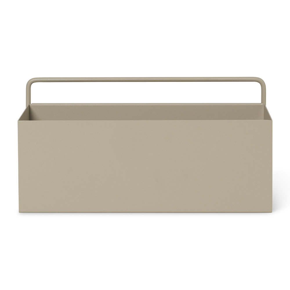 Ferm Living - Wall Box - Cashmere - Rectangle