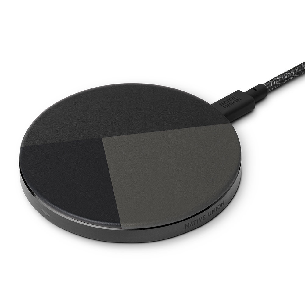 Native Union - Drop V2 Wireless Charging Pad - Slate