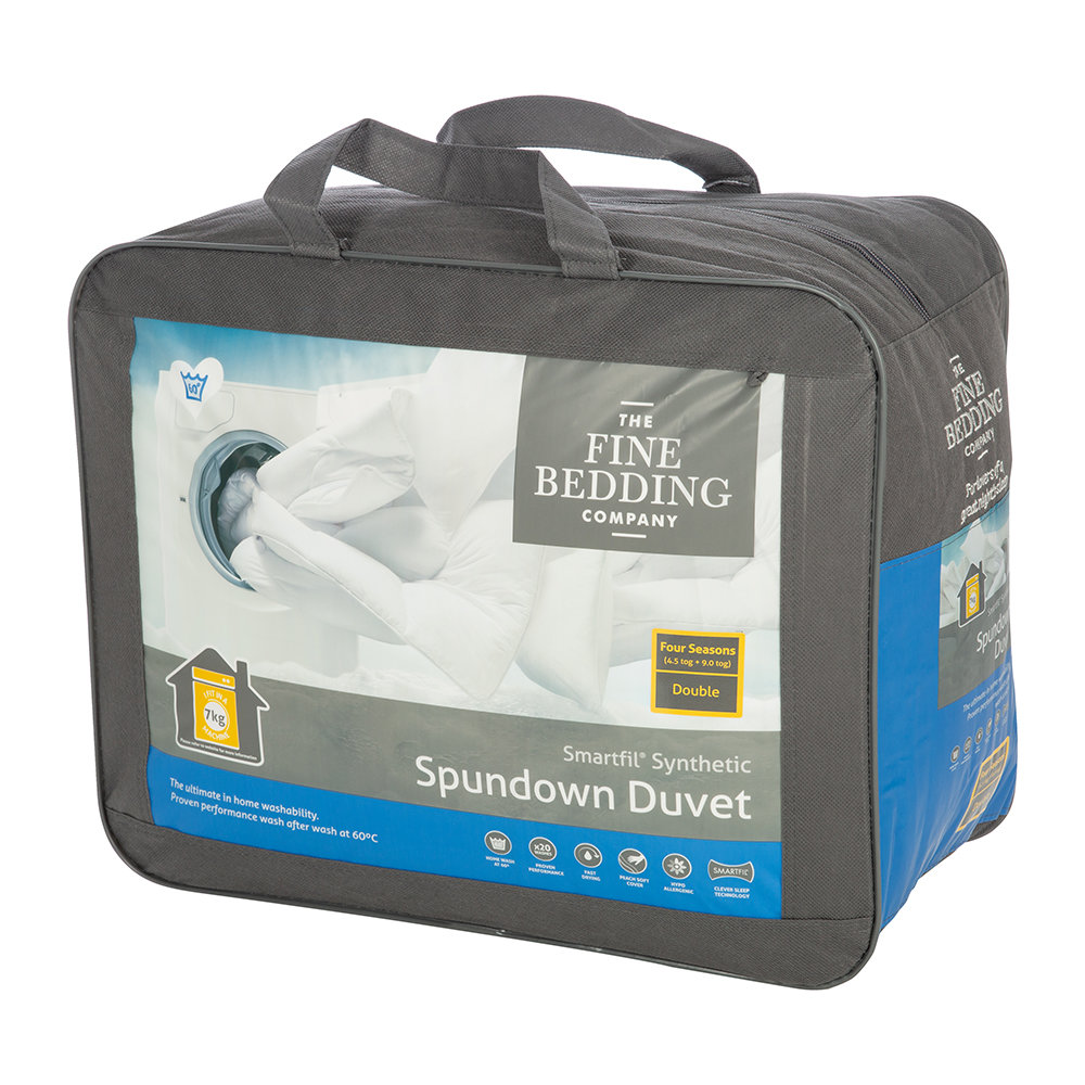 The Fine Bedding Company - Spundown All Seasons Quilt - Super King