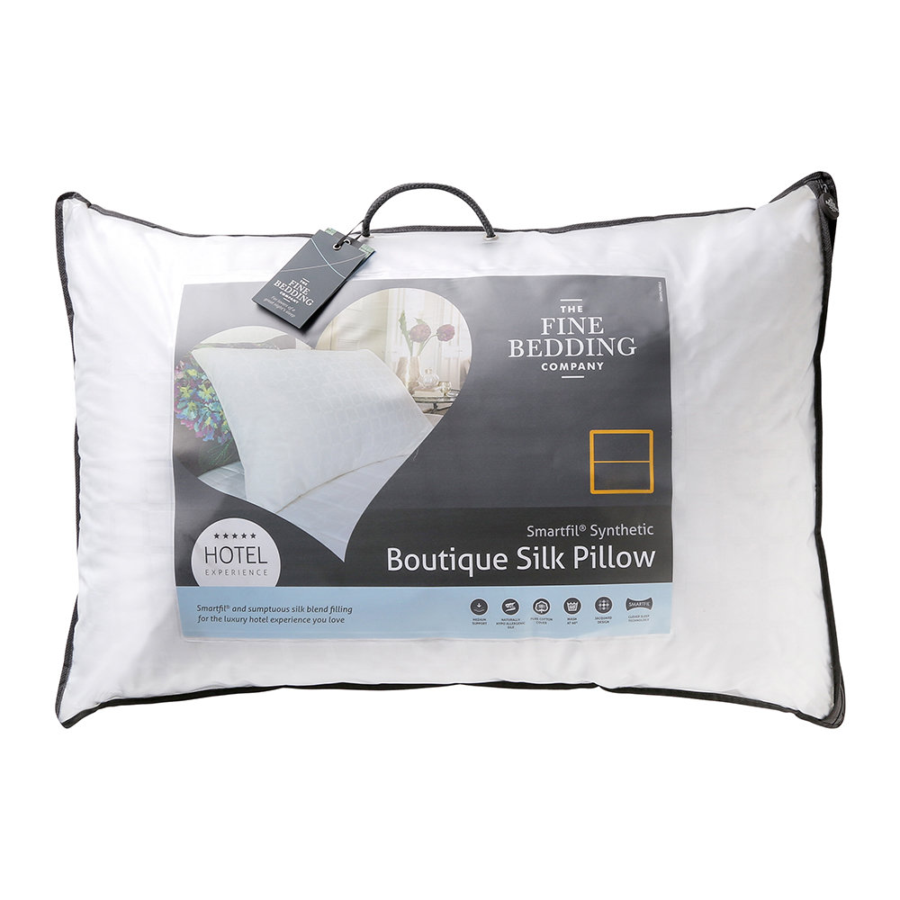 The Fine Bedding Company - Boutique Silk Pillow - 50x75cm