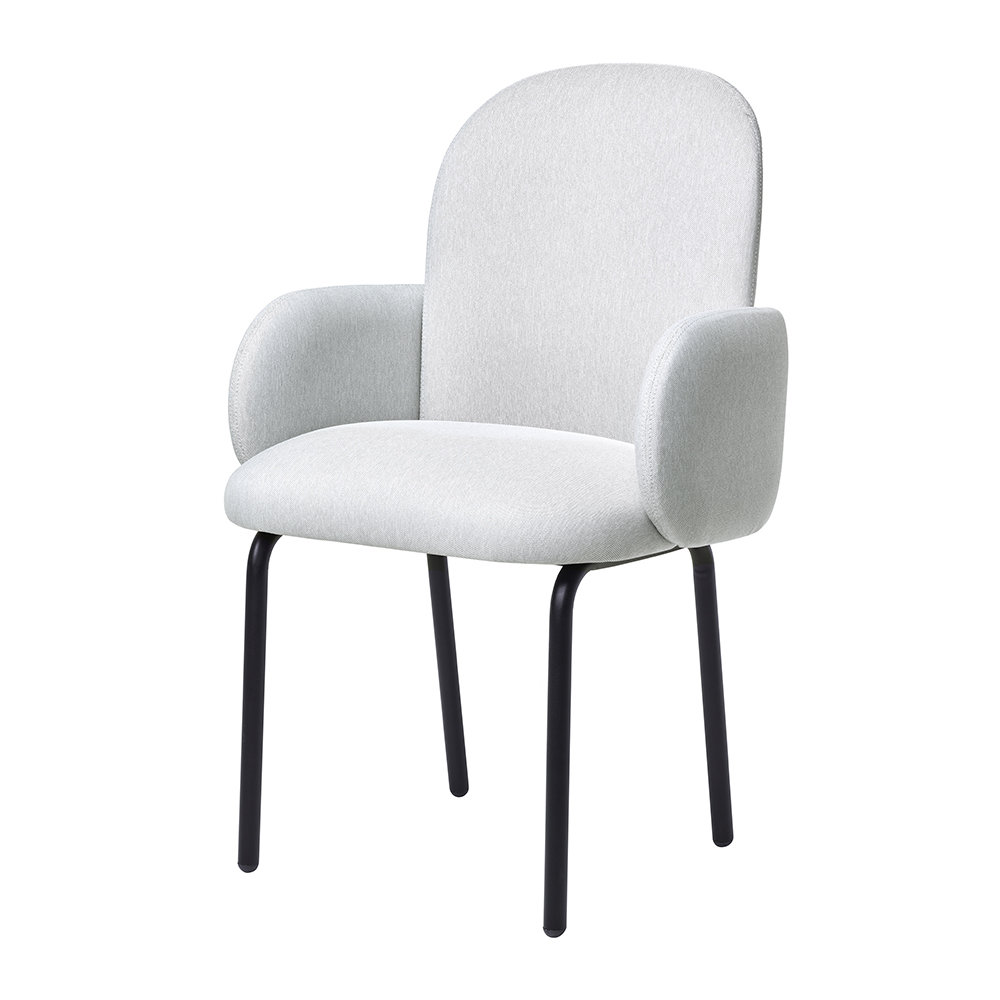 Moxon - Dost Dinner Chair - Ivory
