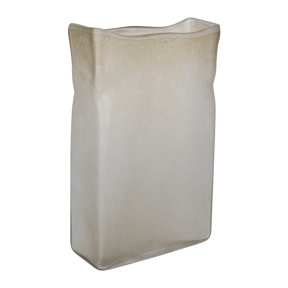Henry Dean - Wax Vase - Extra Large - Taupe