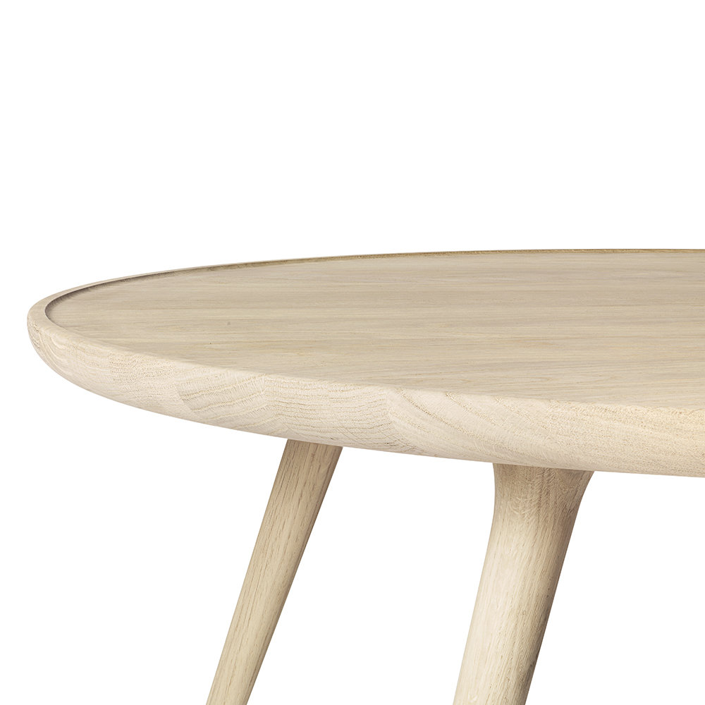Mater - Accent Side Table - Oak