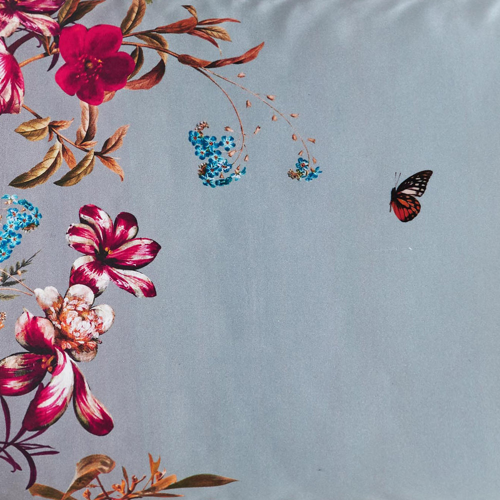 Ted Baker - Fern Forest Pillowcase - Set of 2 - Shadow