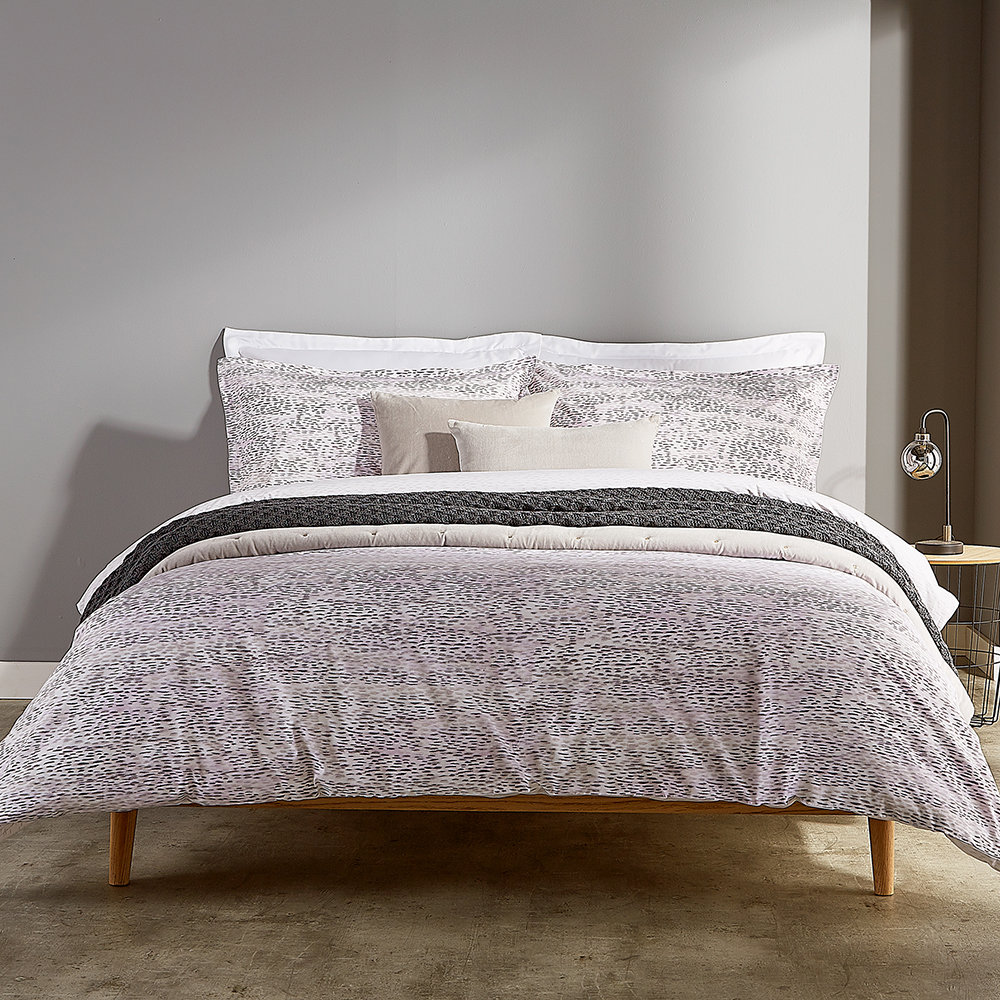 Christy - Giverny Quilt Set - Fig - Double