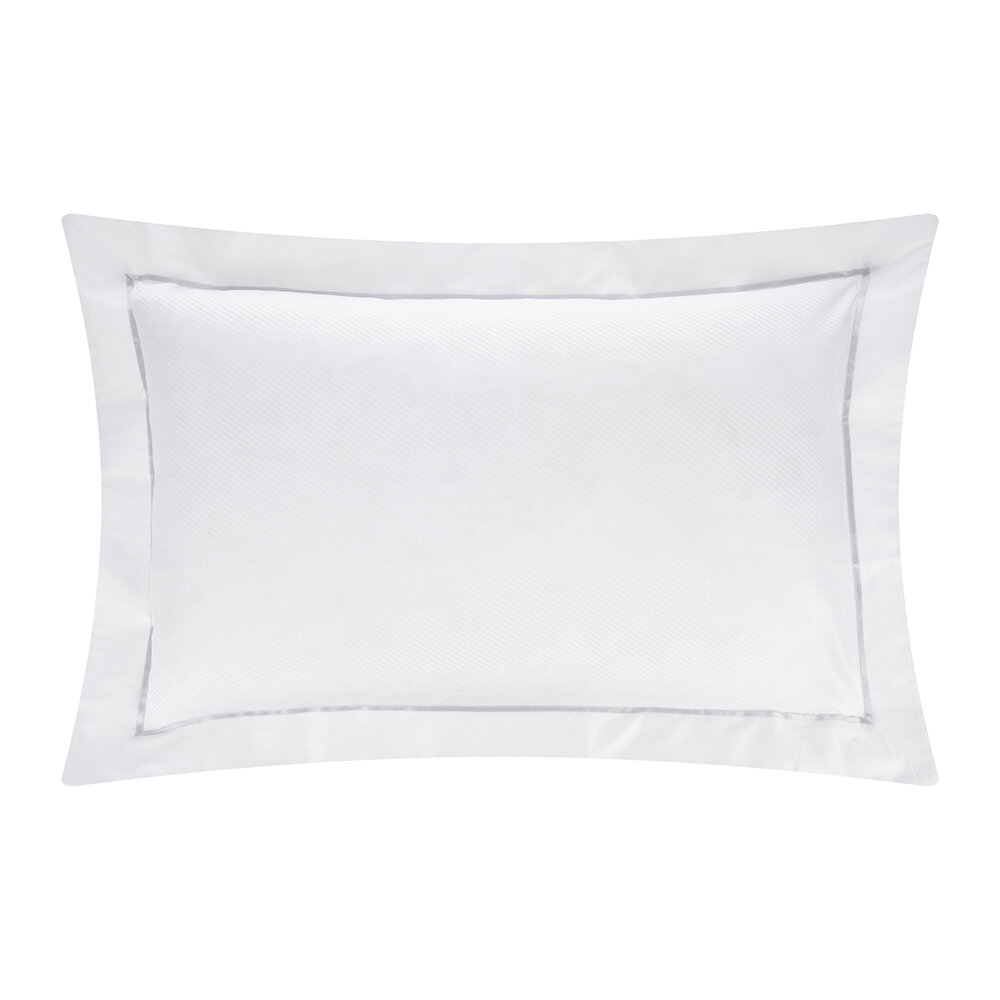 Alexandre Turpault - Alma Pillowcase - Grey - 50x75cm