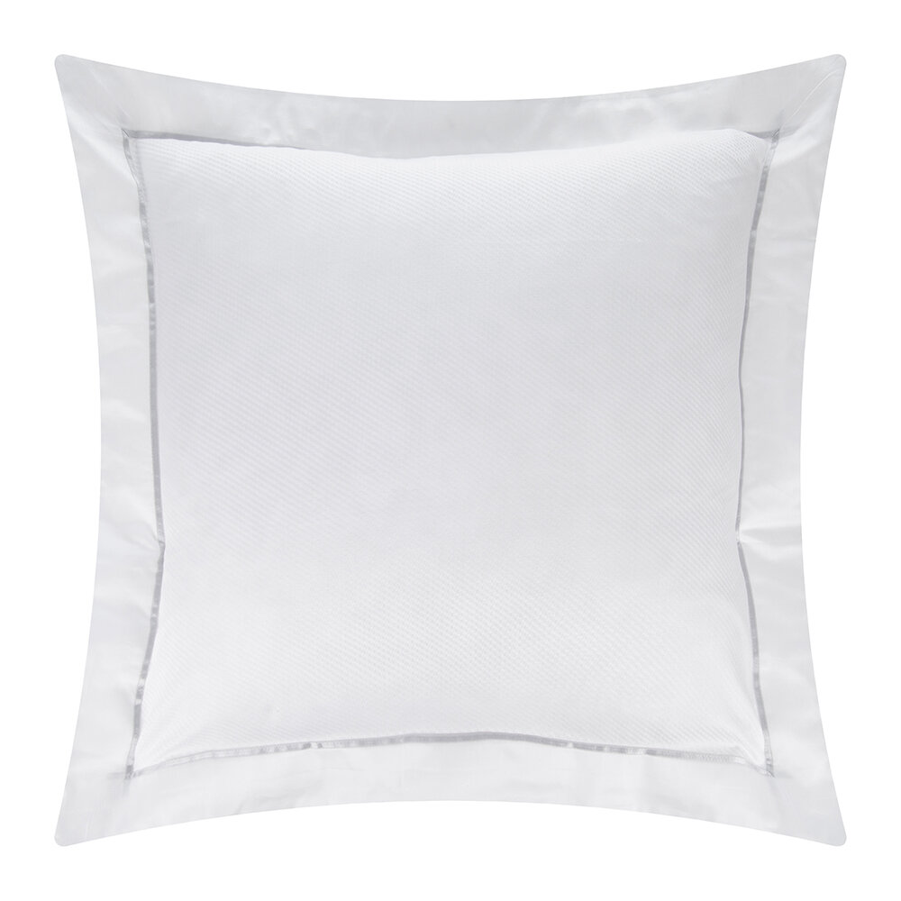 Alexandre Turpault - Alma Pillowcase - Grey - 65x65cm