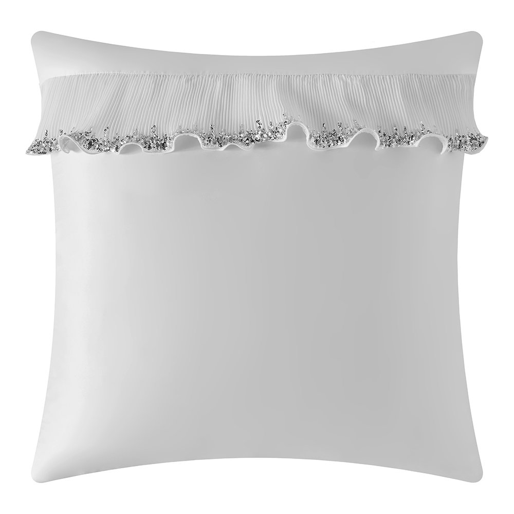 Rita Ora Home - Medina Pillowcase - Oyster - Set of 2 - 65x65cm