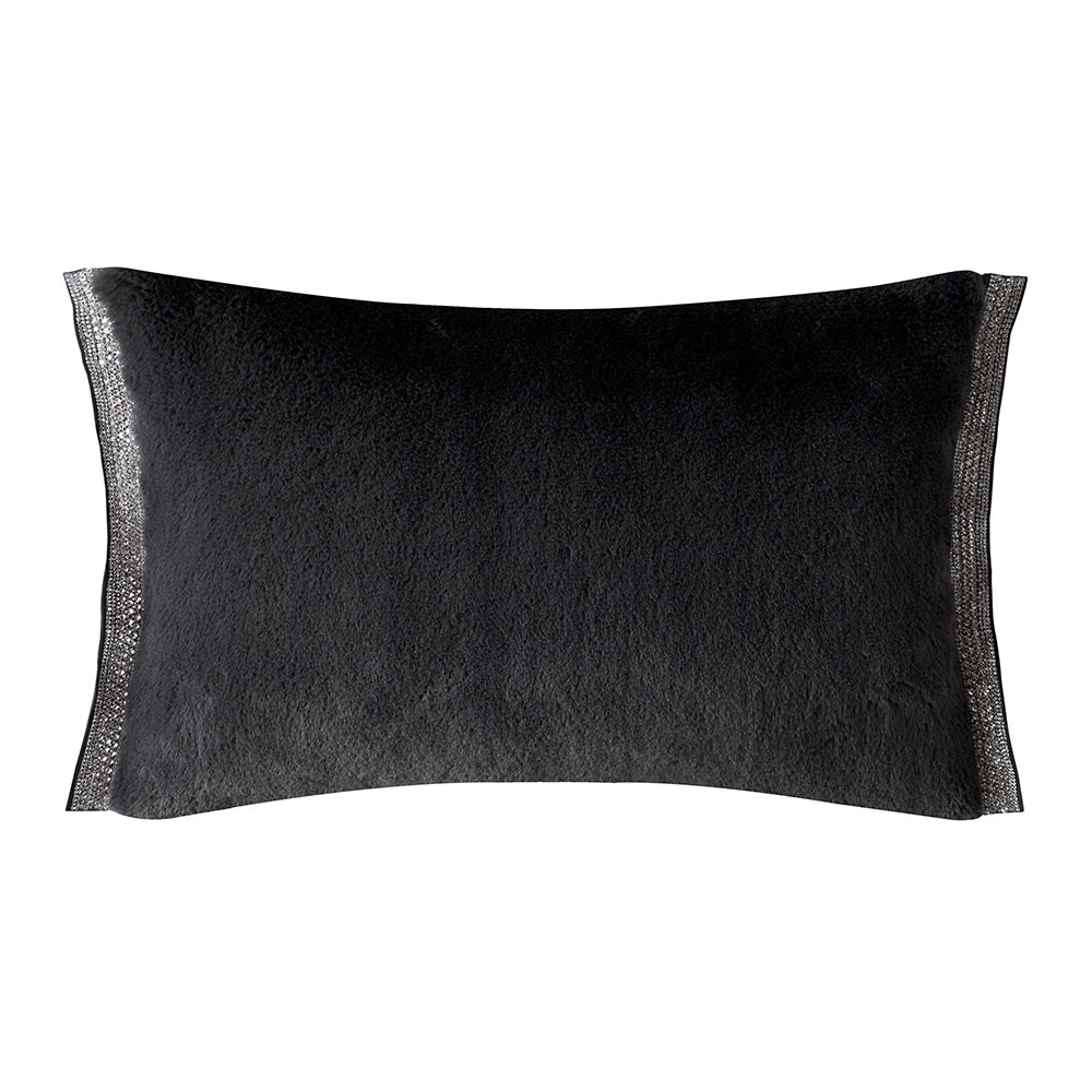 Rita Ora Home - Emina Pillow - 30x50cm - Charcoal