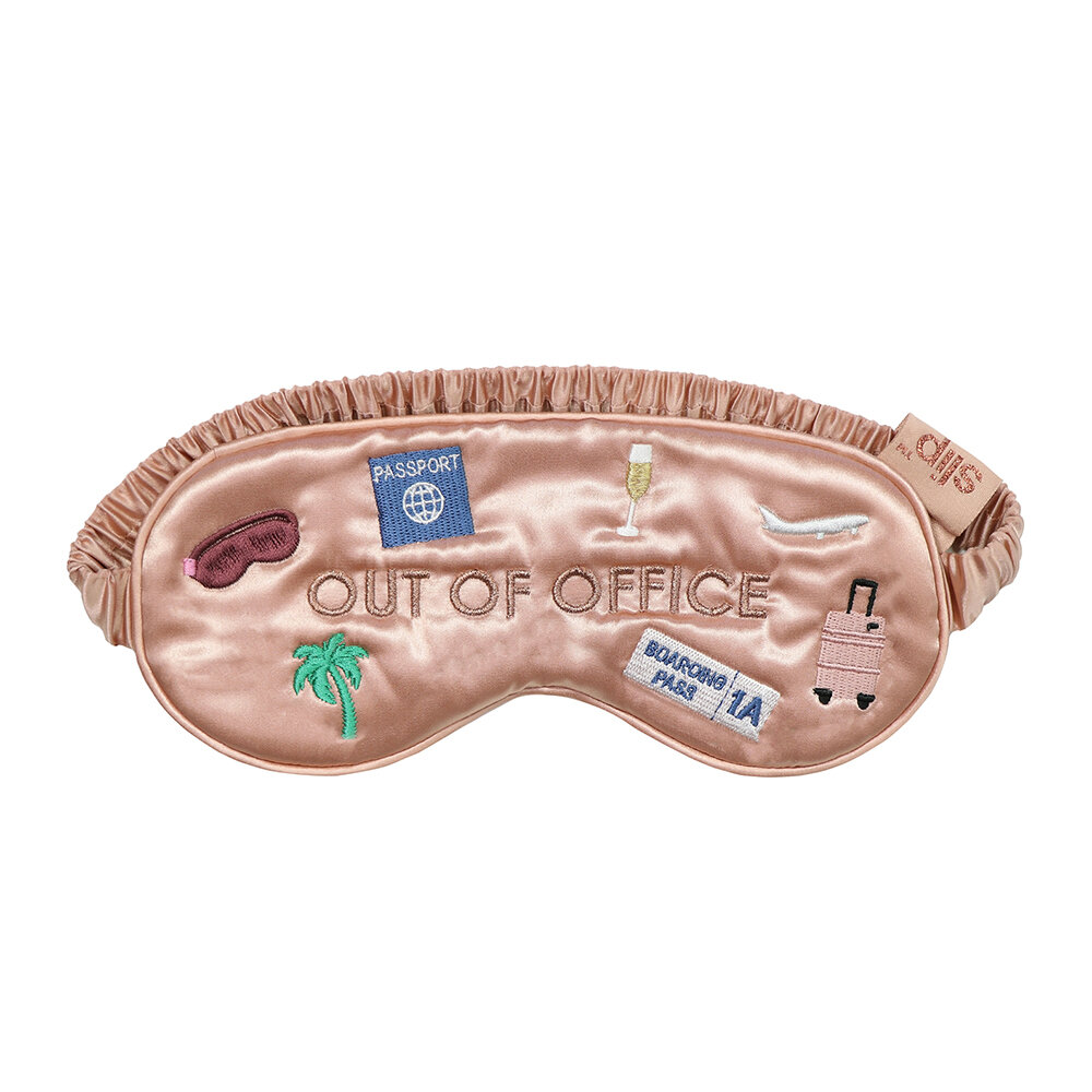 Slip - Limited Edition Flight Mode Sleep Mask - Out of Office