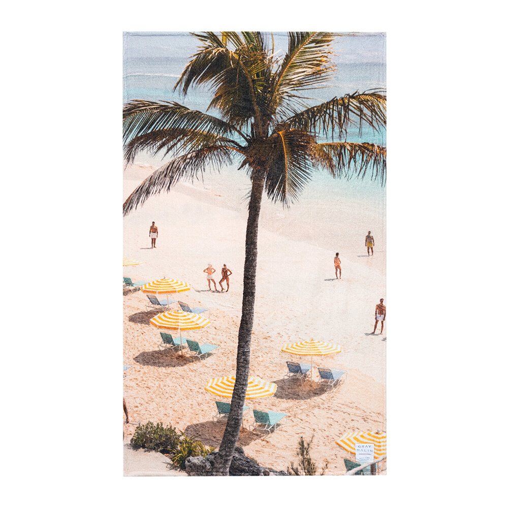 Gray Malin - The Bermuda Towel