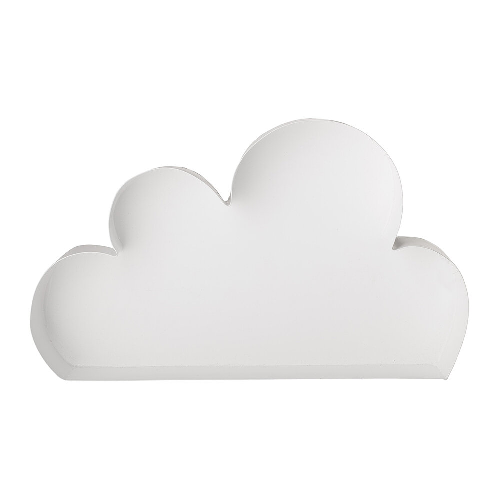 Bloomingville - Cloud Shelf - White - Small