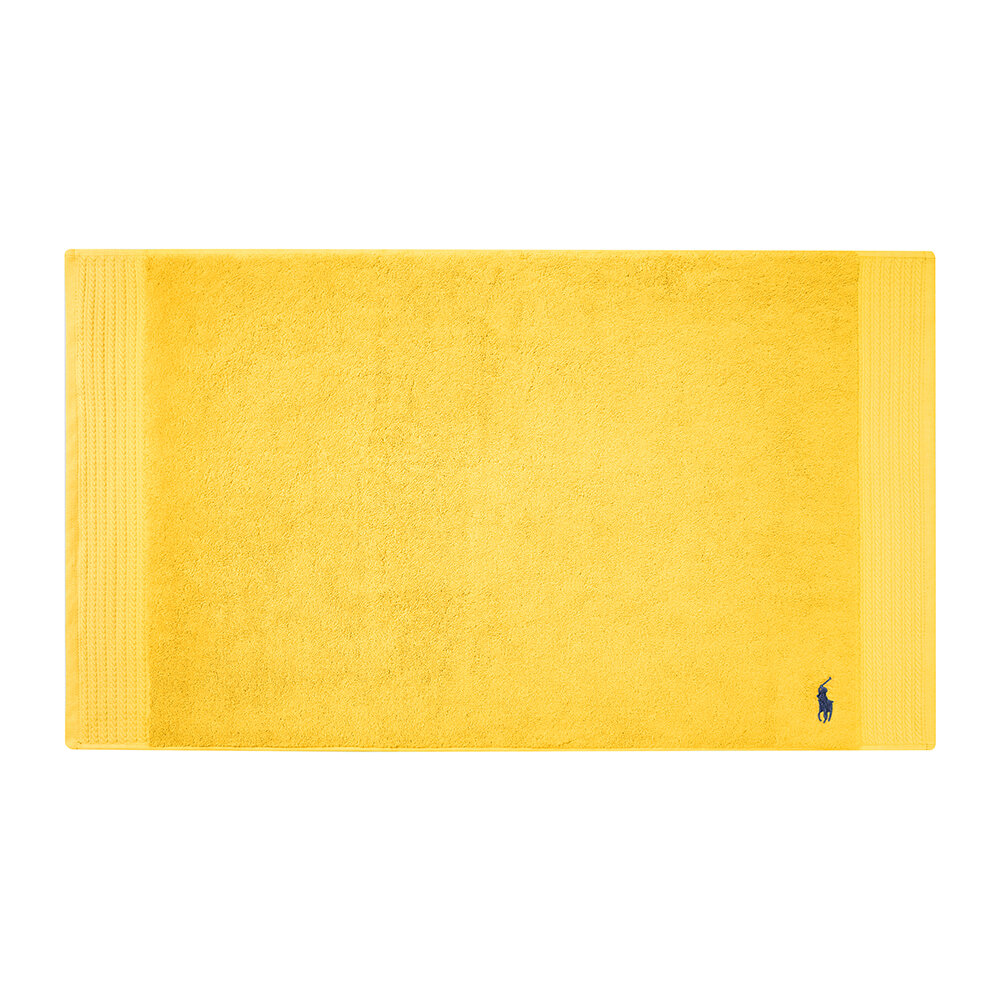 Ralph Lauren Home - Player Bath Mat - Yellow