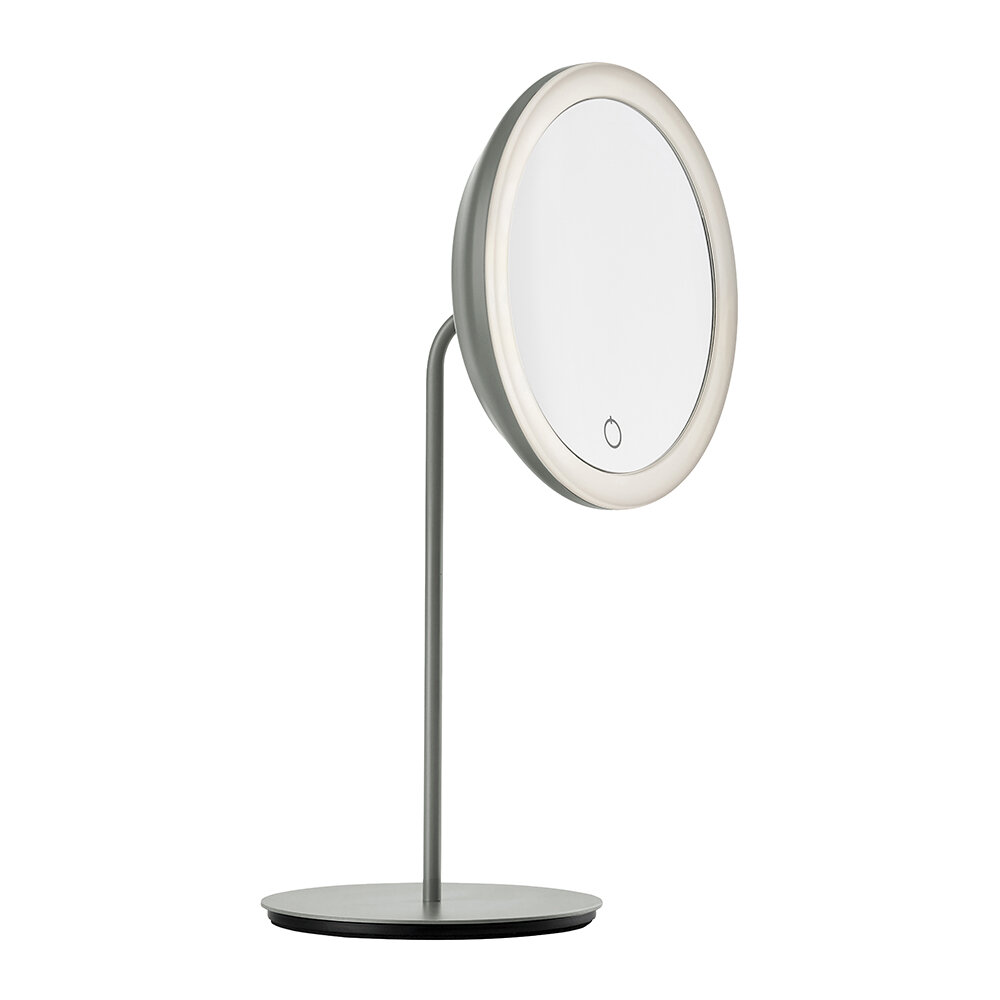 Zone Denmark - Magnifying Table Mirror - Grey