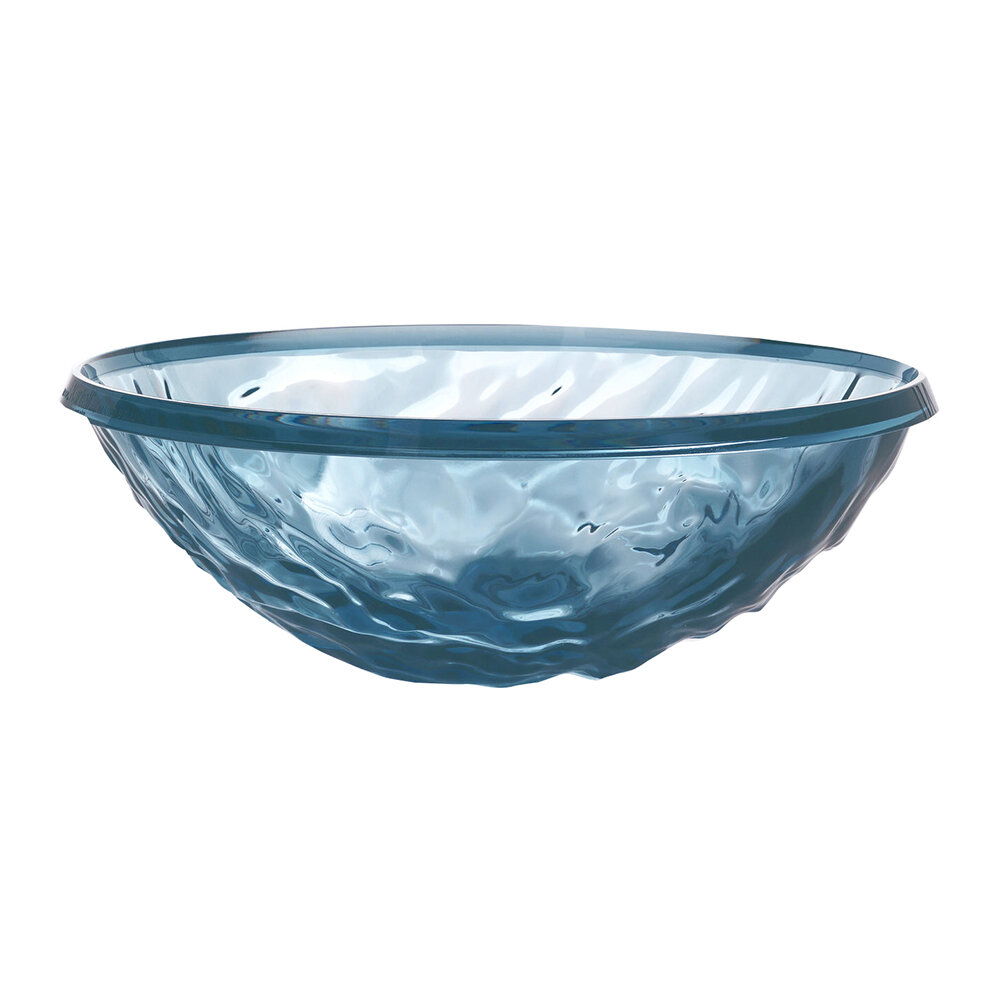 Kartell - Moon Bowl - Light Blue