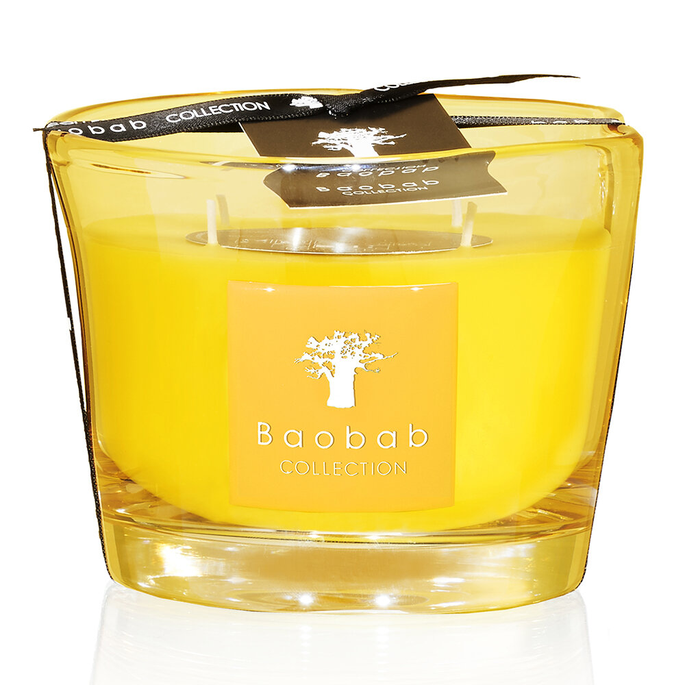 Baobab Collection - Beach Club Scented Candle - South Beach - 10cm