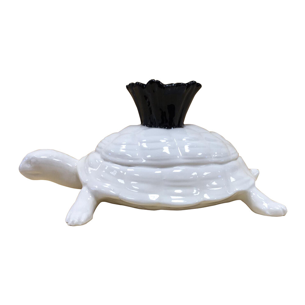 Les Ottomans - Turtle Candle Holder