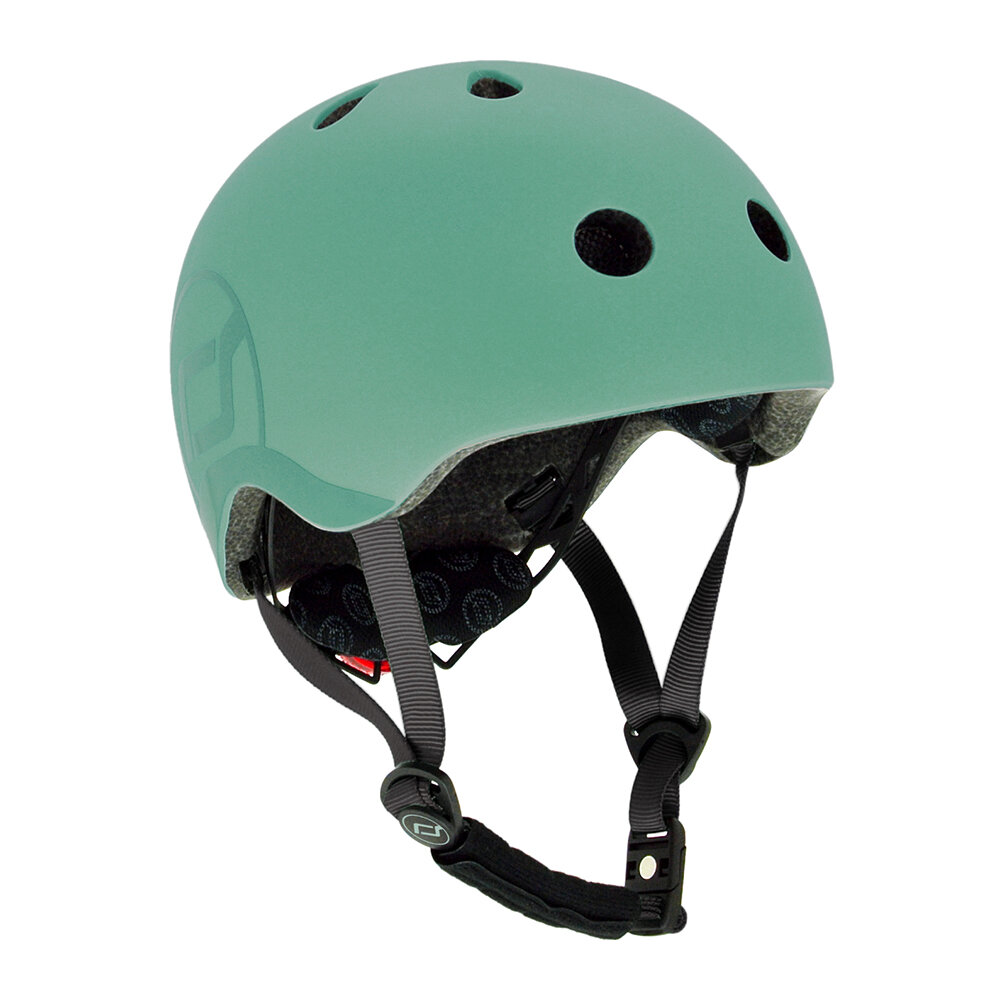 Scoot and Ride - Casque Enfant - Forêt - S-M