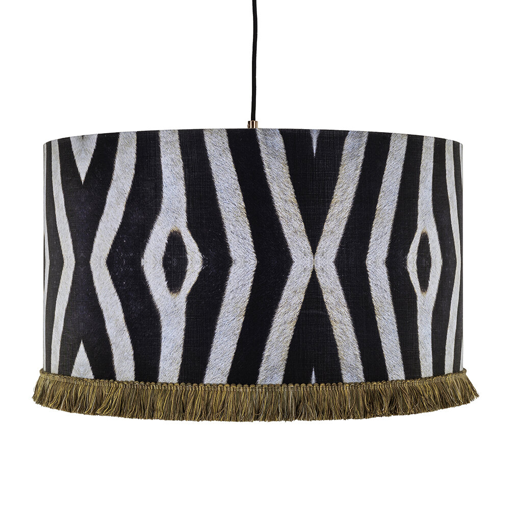 MINDTHEGAP - Damara Drum Ceiling Light - Small