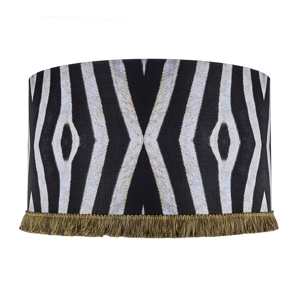 MINDTHEGAP - Damara Drum Lamp Shade - Small