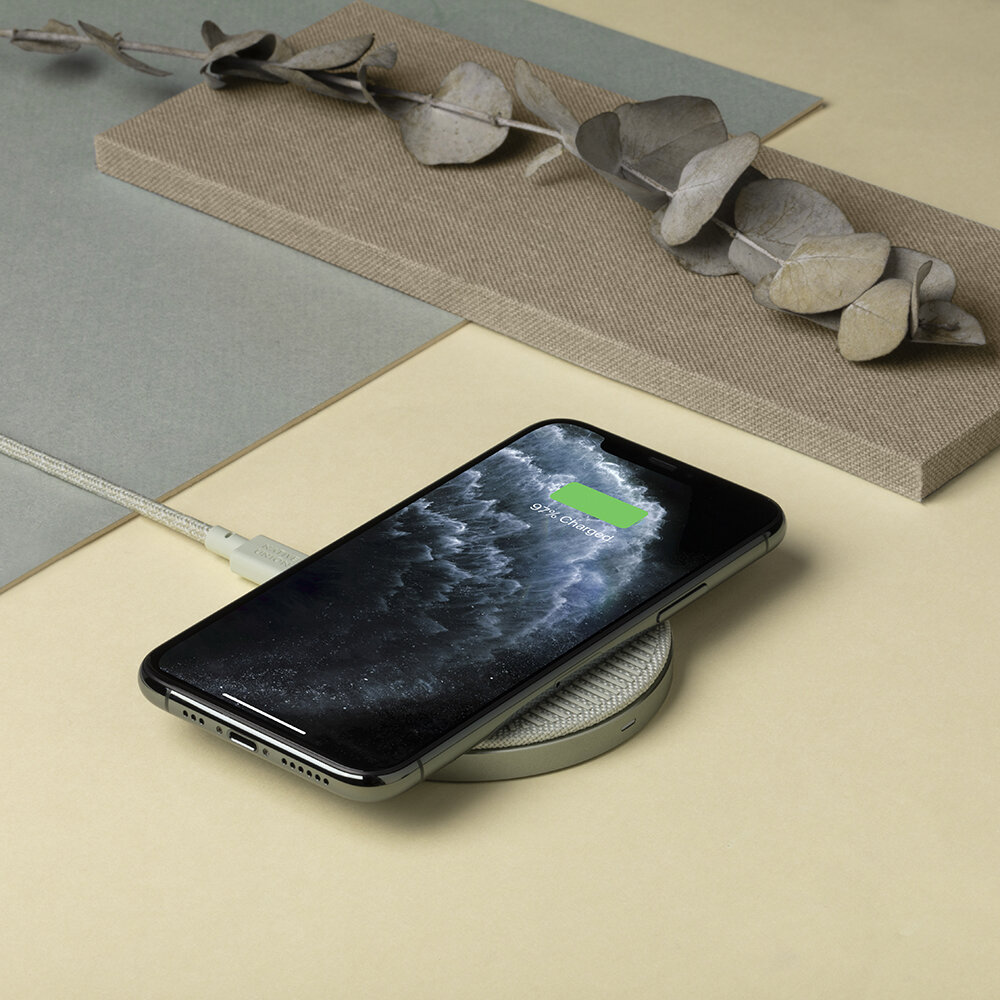 Native Union - Drop Wireless Charger Pad - Sage