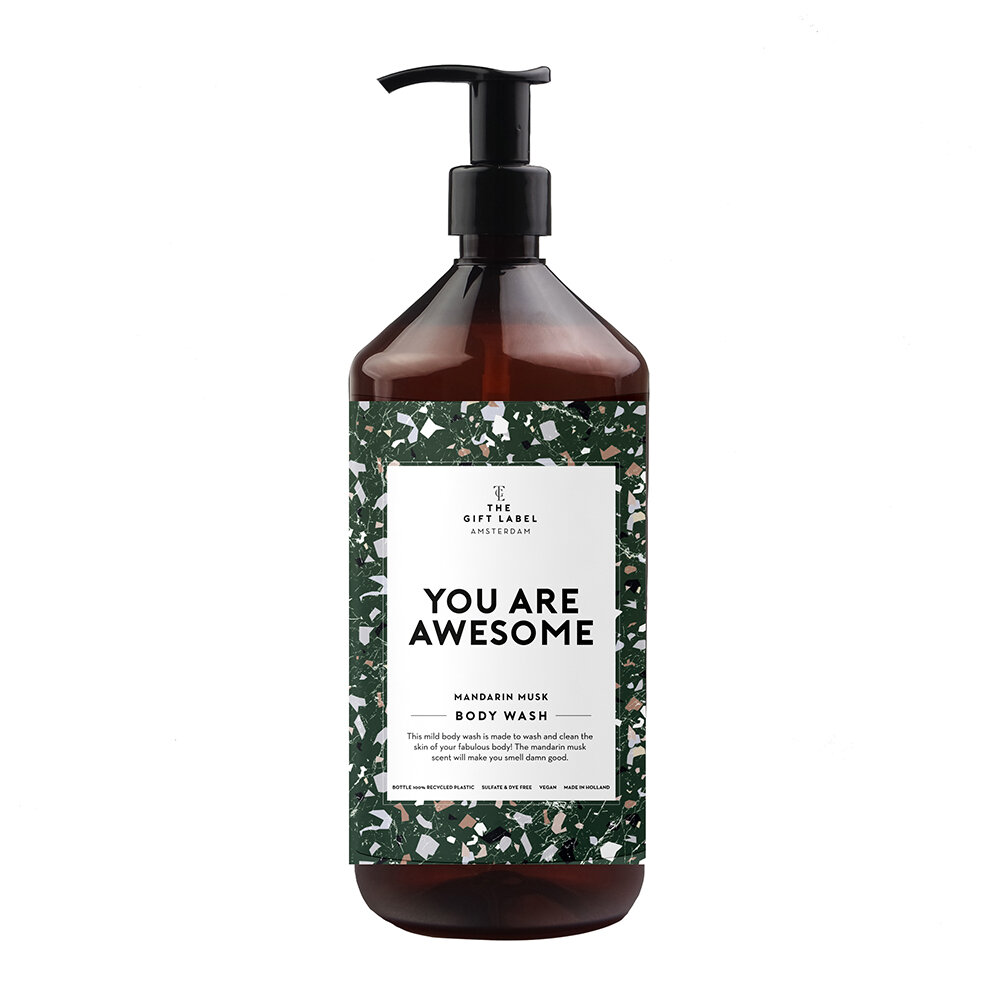 The Gift Label - Savon pour le Corps - You Are Awesome