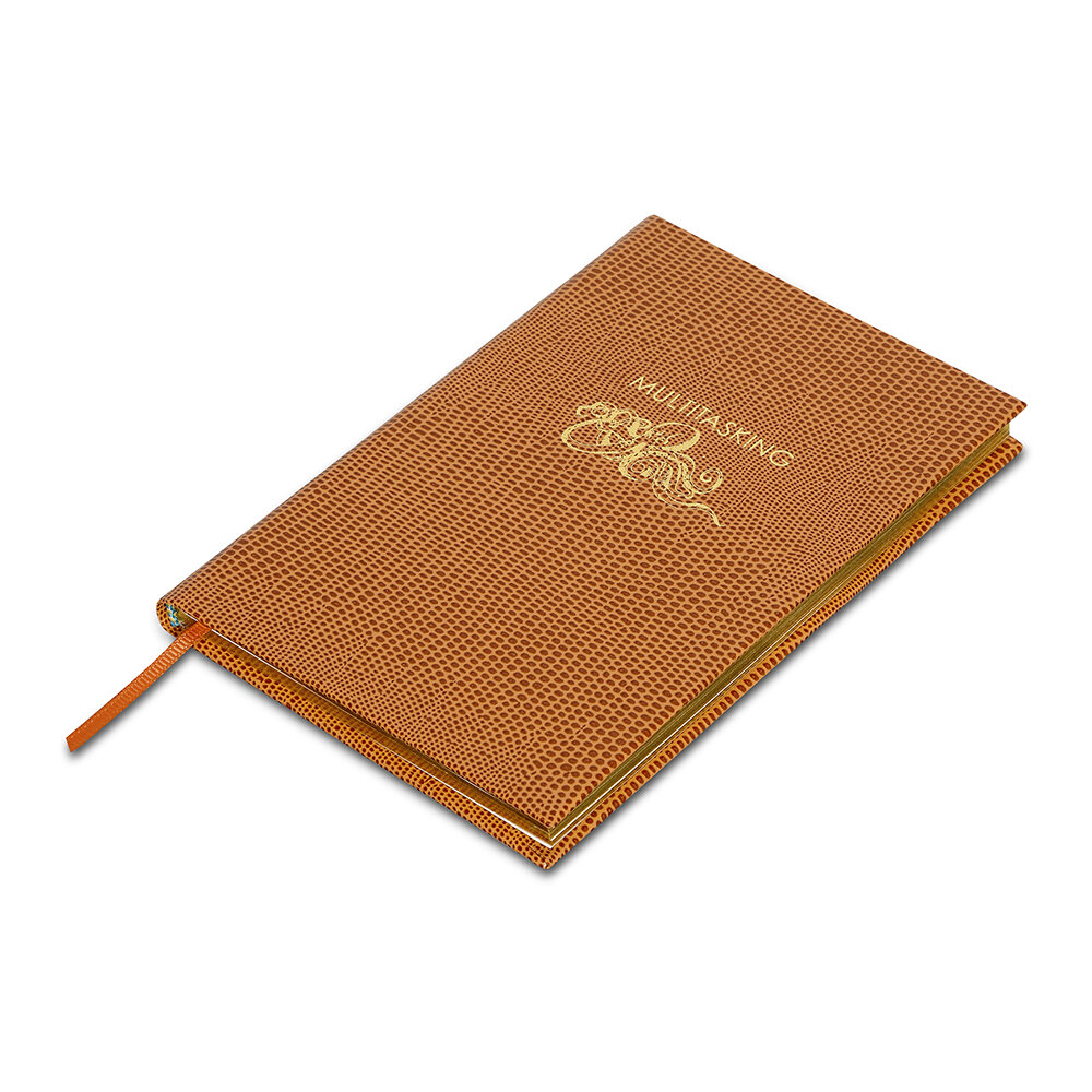 Sloane Stationery - A6 Notebook - 'Multitasking'