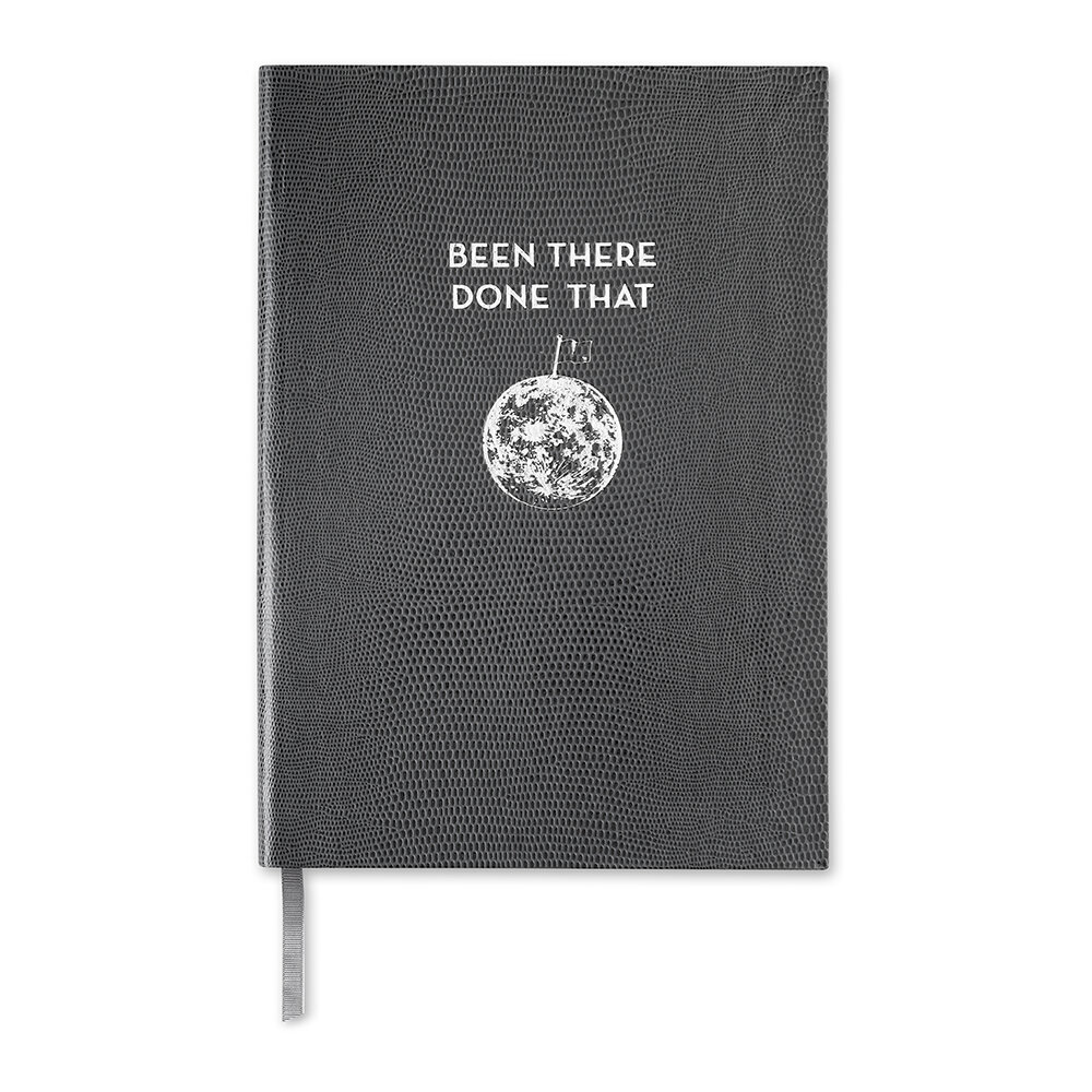 Sloane Stationery - A5 Notebook - Cosmic Collection - 'Been There Done That'