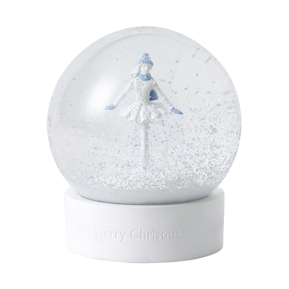 Waterford - Christmas Snowglobe