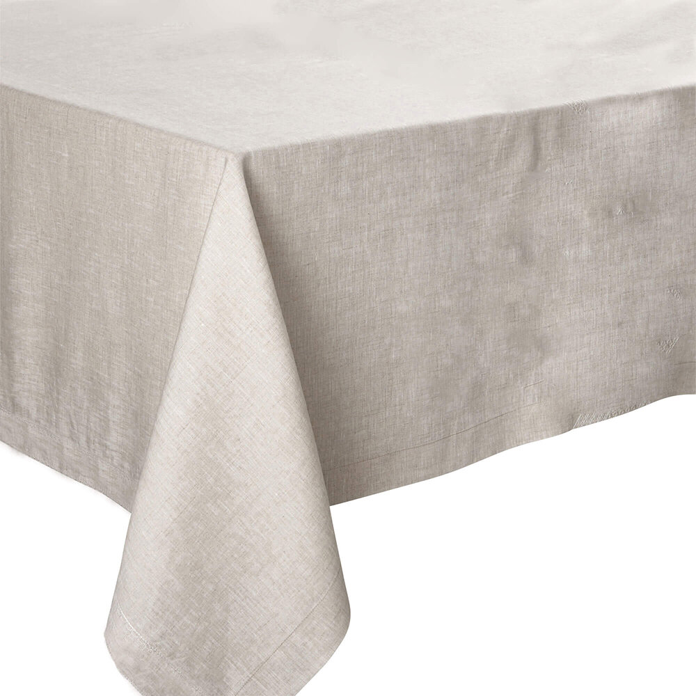 Alexandre Turpault - Florence Tablecloth - 170x170 - Natural