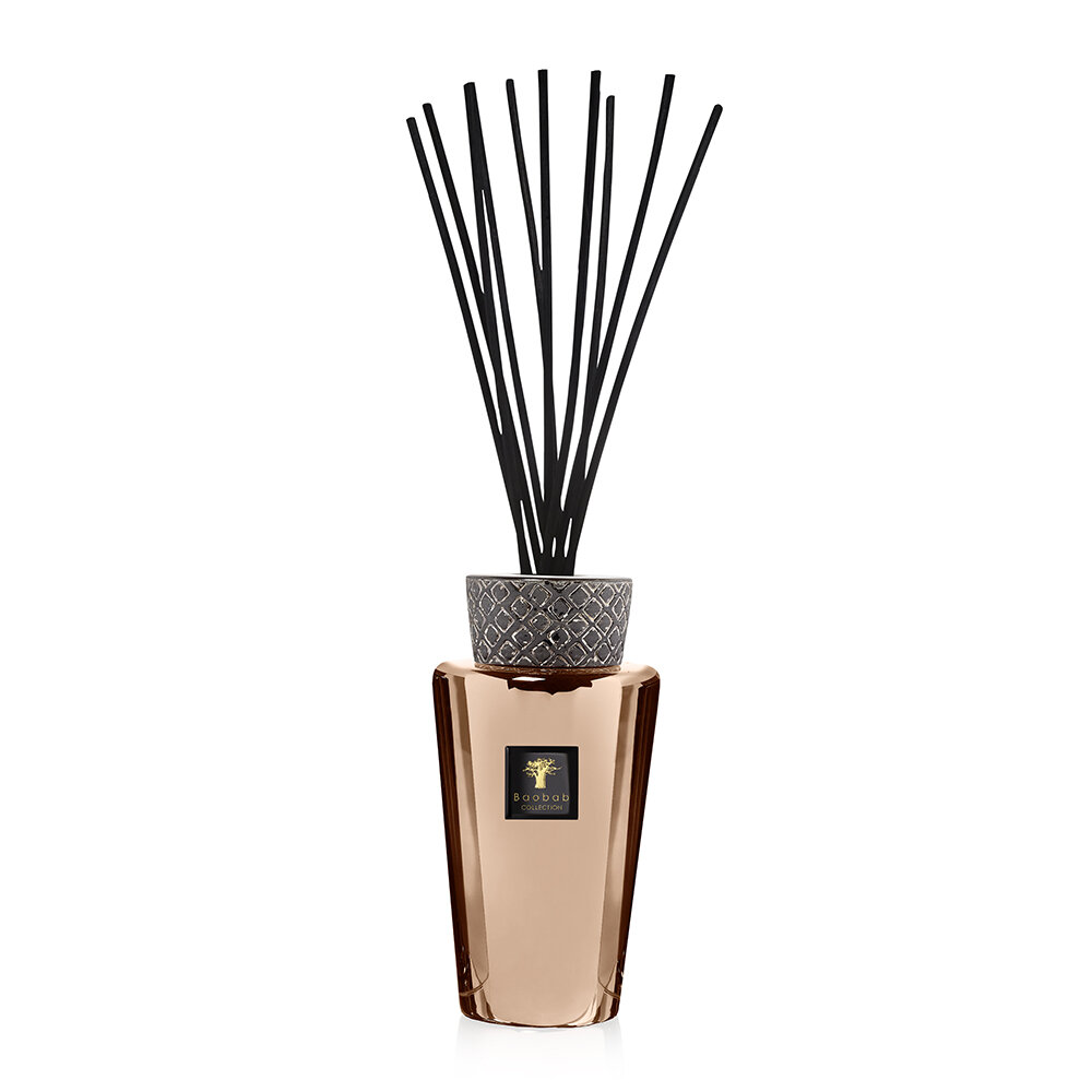 Baobab Collection - Les Exclusives Totem Reed Diffuser - Cyprium - 2L