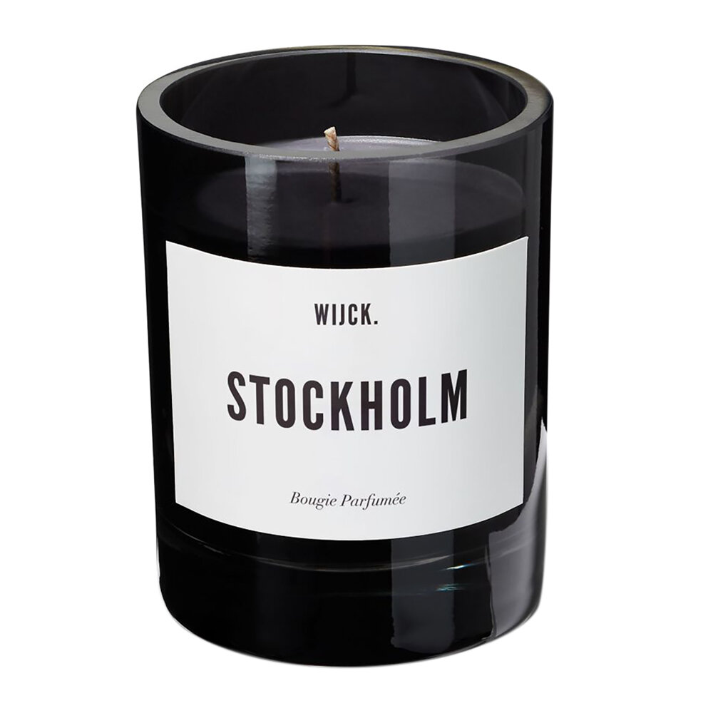 WIJCK - City Scented Candle - Stockholm