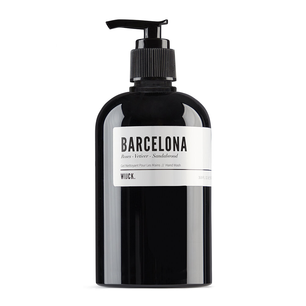 WIJCK - City Liquid Hand Soap - Barcelona
