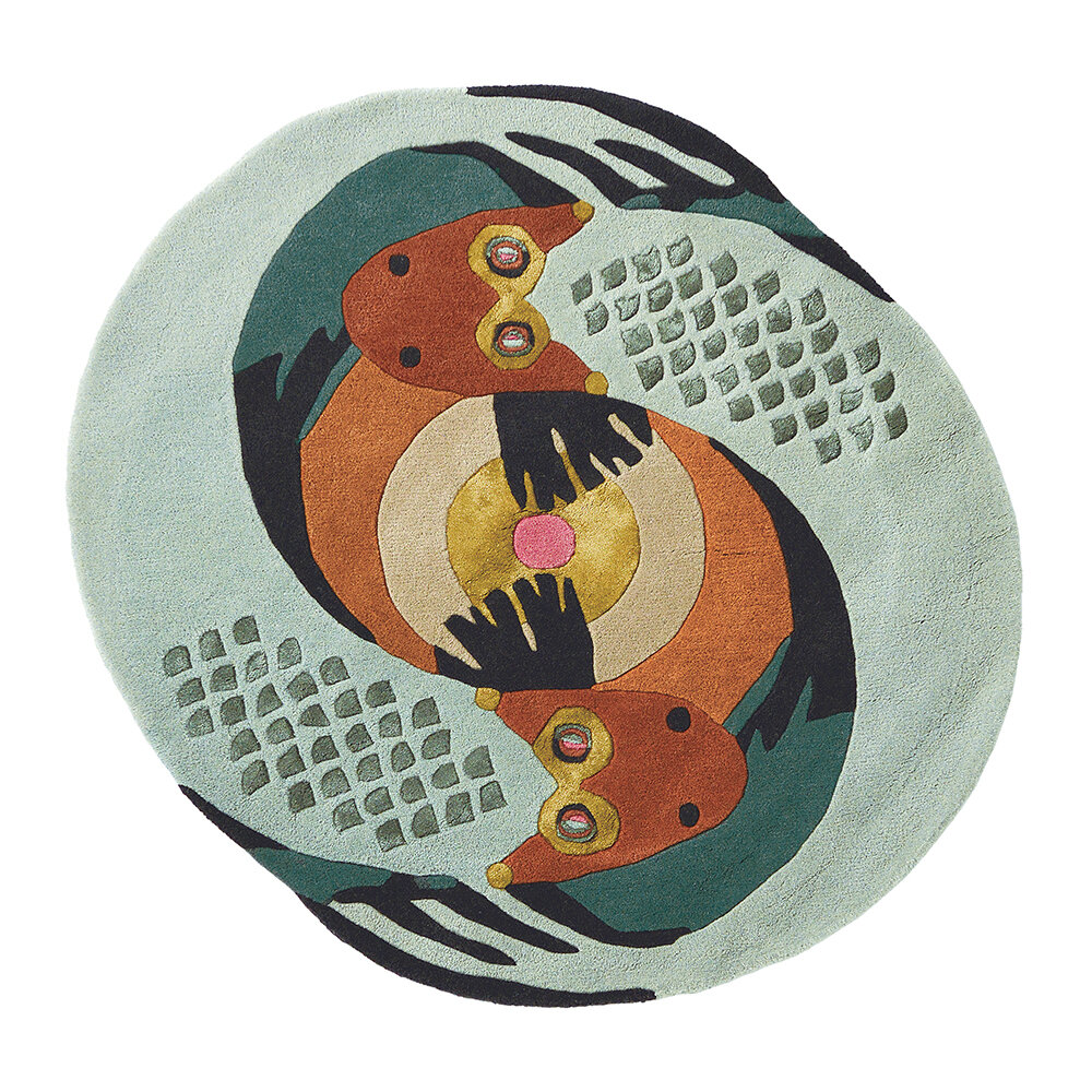 Ted Baker - Zodiac Round Rug - Pisces