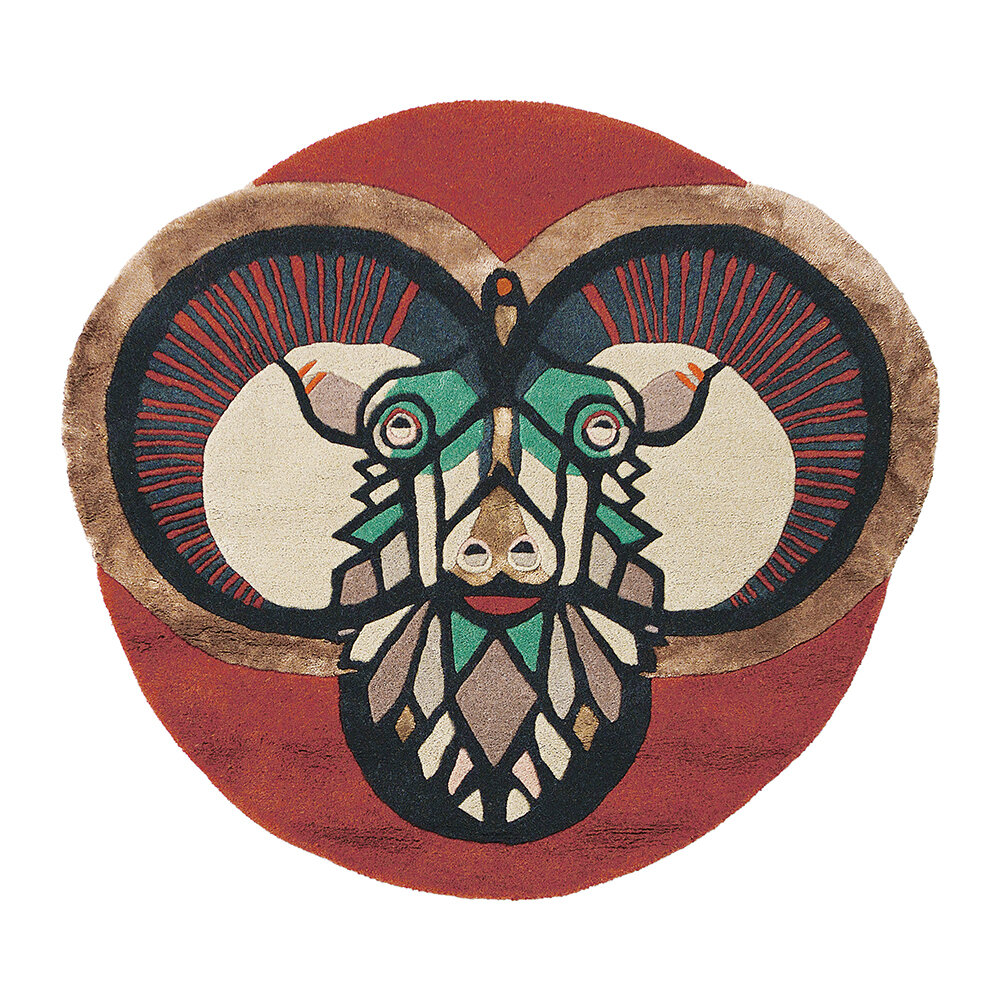 Ted Baker - Zodiac Round Rug - Aries
