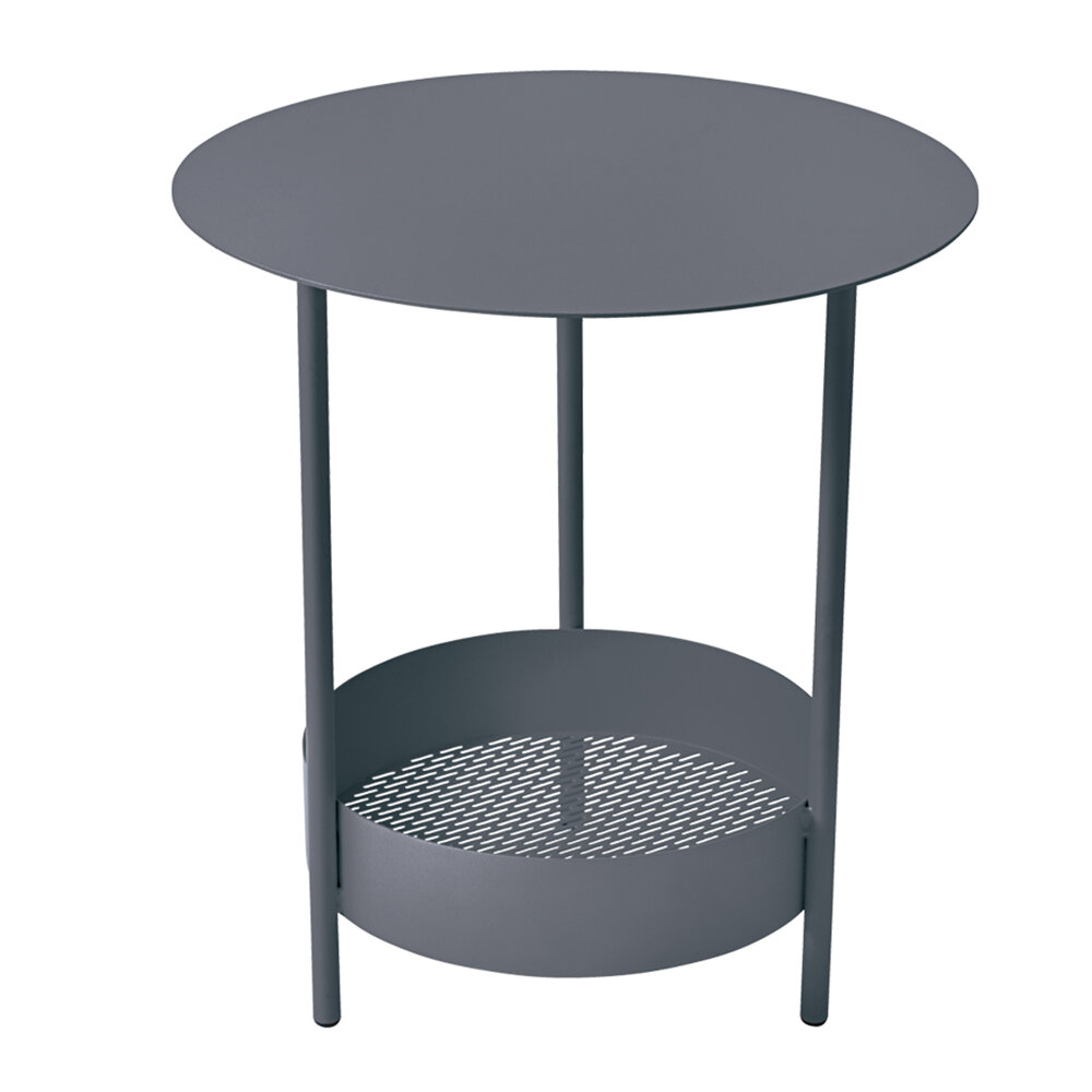 Fermob - Salsa Side Table - Anthracite