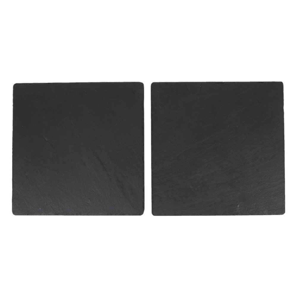 The Just Slate Company - Square Placemats - Set of 2