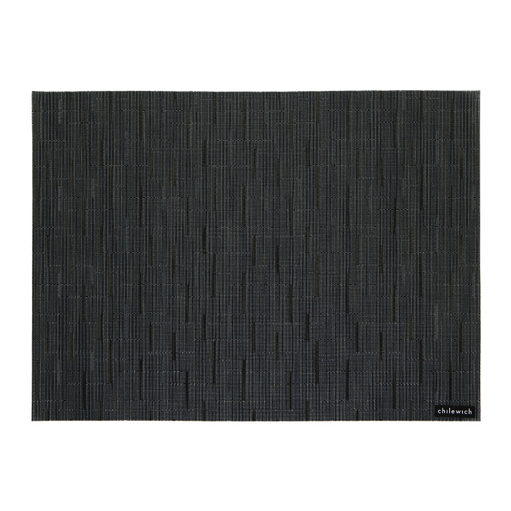 Chilewich - Bamboo Rectangle Placemat - Navy