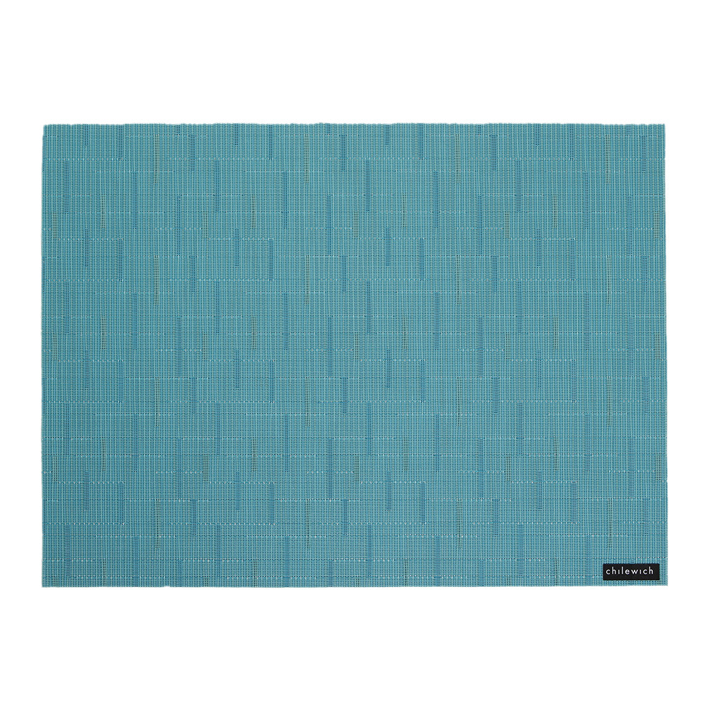Chilewich - Bamboo Rectangle Placemat - Teal