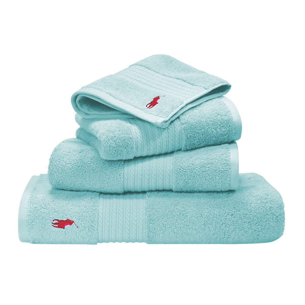 Player Towel Aqua Wash Cloth
