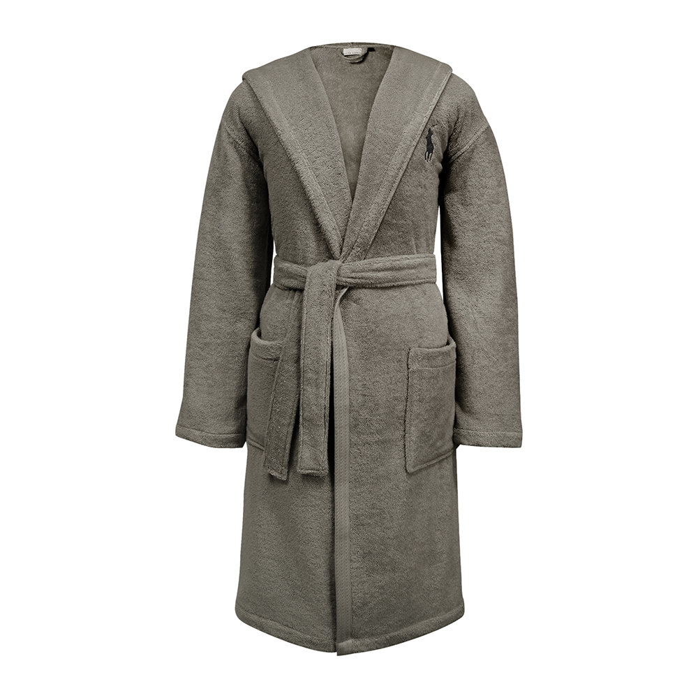 Ralph Lauren Home - Player Bathrobe - Pebble