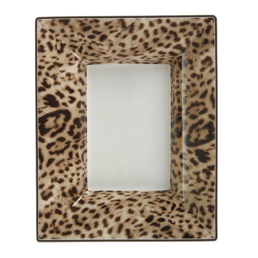 Roberto Cavalli - Jaguar Rectangular Tidy Tray - Large