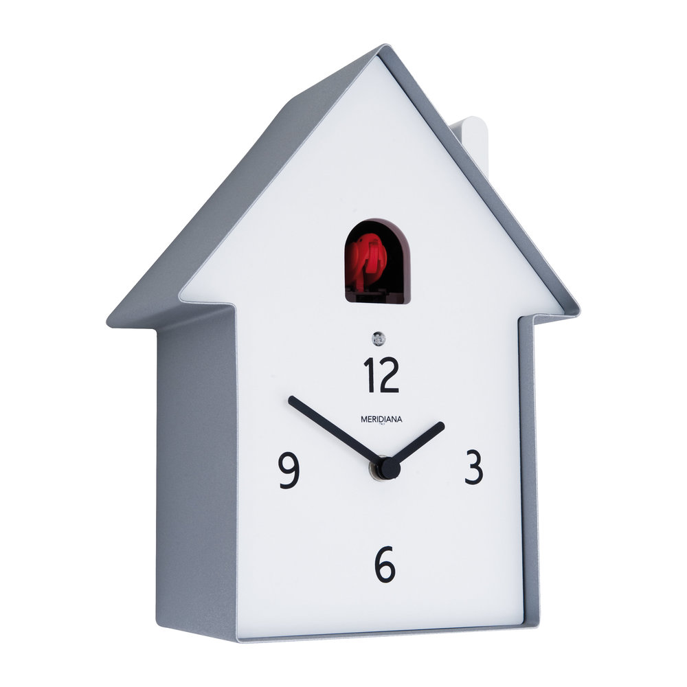 Diamantini  Domeniconi - Meridiana Cucù Clock - Aluminium