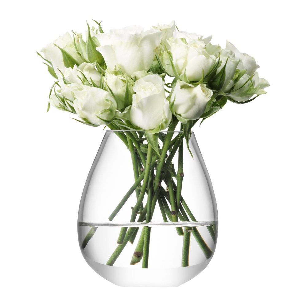Buy LSA International Flower Mini Table Vase | AMARA