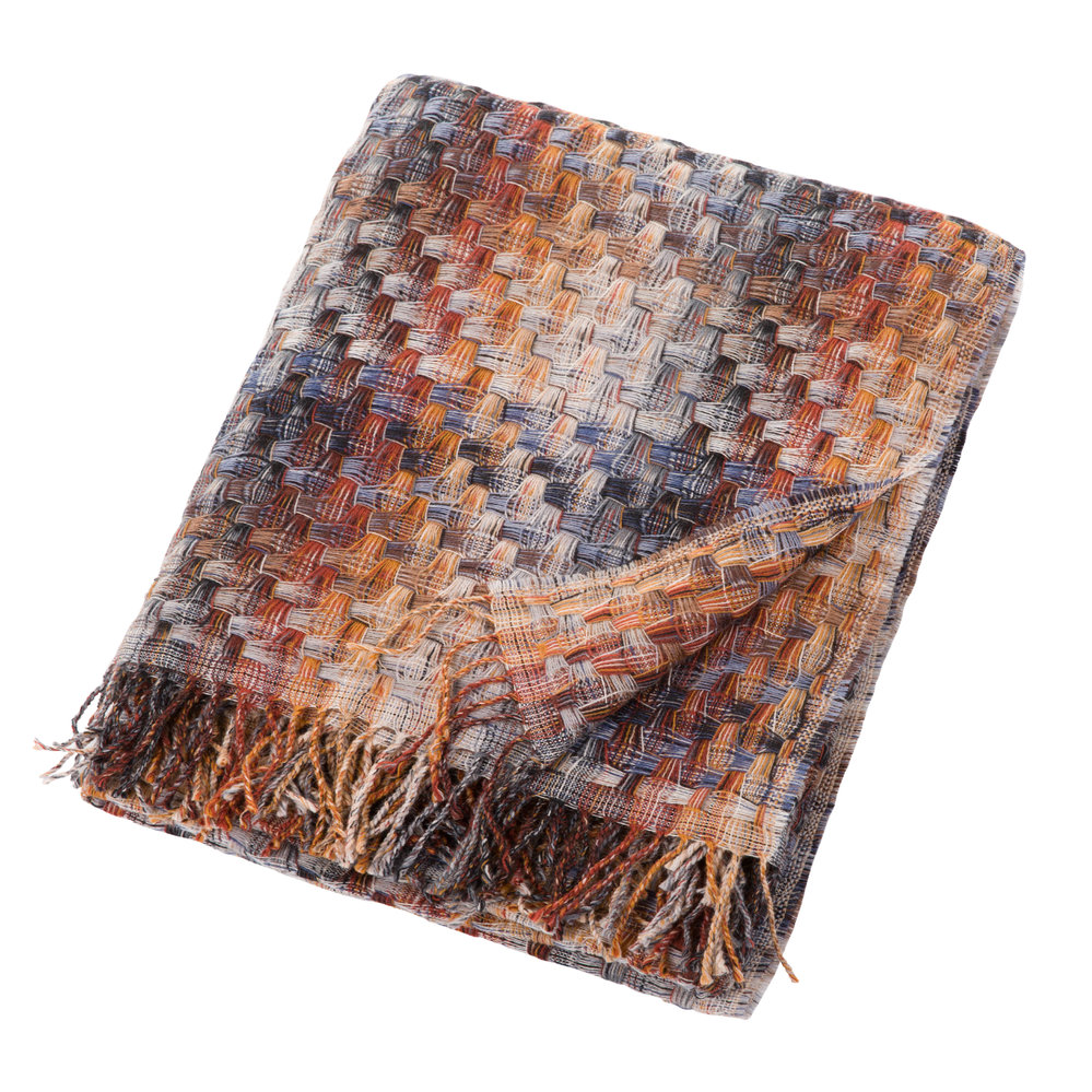 buy missoni home husky throw  amara - home accessories · throws  blankets previous