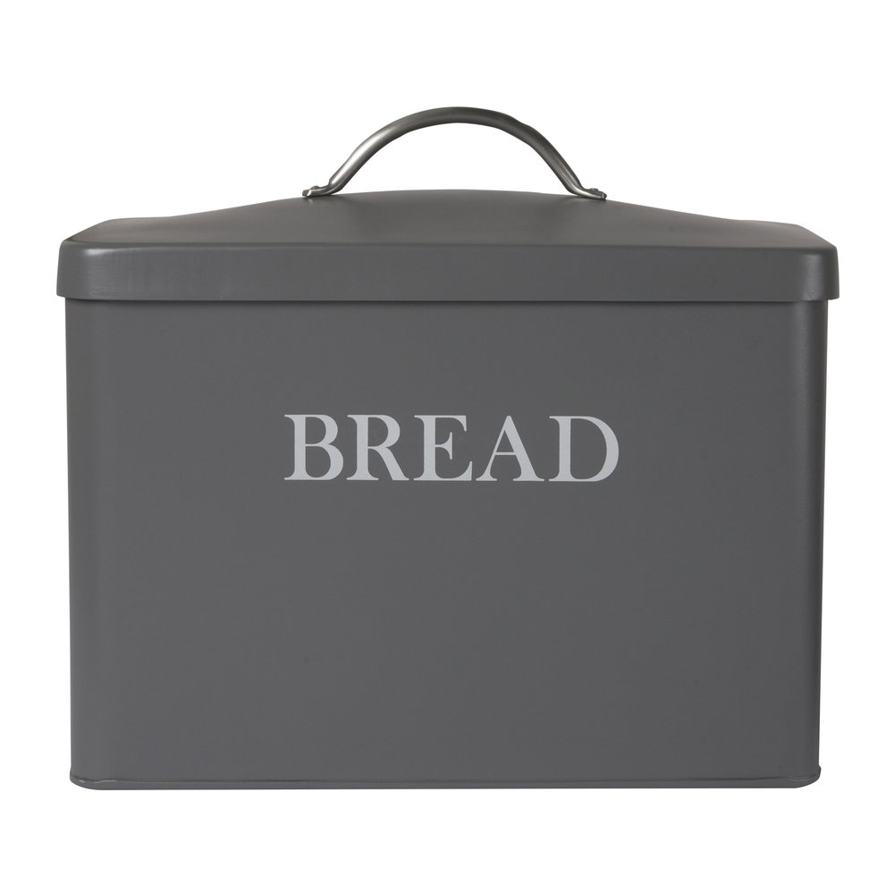 Garden Trading - Bread Box - Charcoal